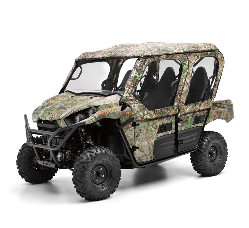 Soft Cab Enclosure, Door Set, Realtree® Xtra® Green detail photo 2
