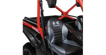 Seat Cover, Titanium