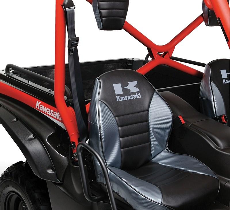 Seat Cover, Titanium detail photo 1
