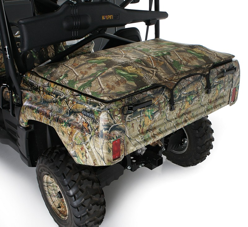 Tonneau Cover, Realtree® APG™ HD® detail photo 1