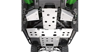Rear Mid Skid Plate
