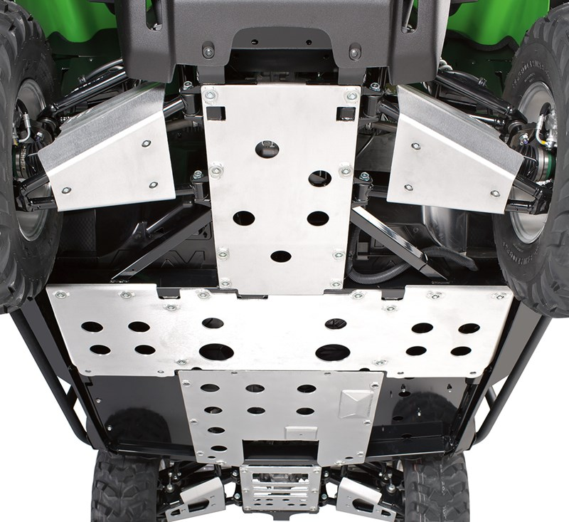 Rear Mid Skid Plate detail photo 1