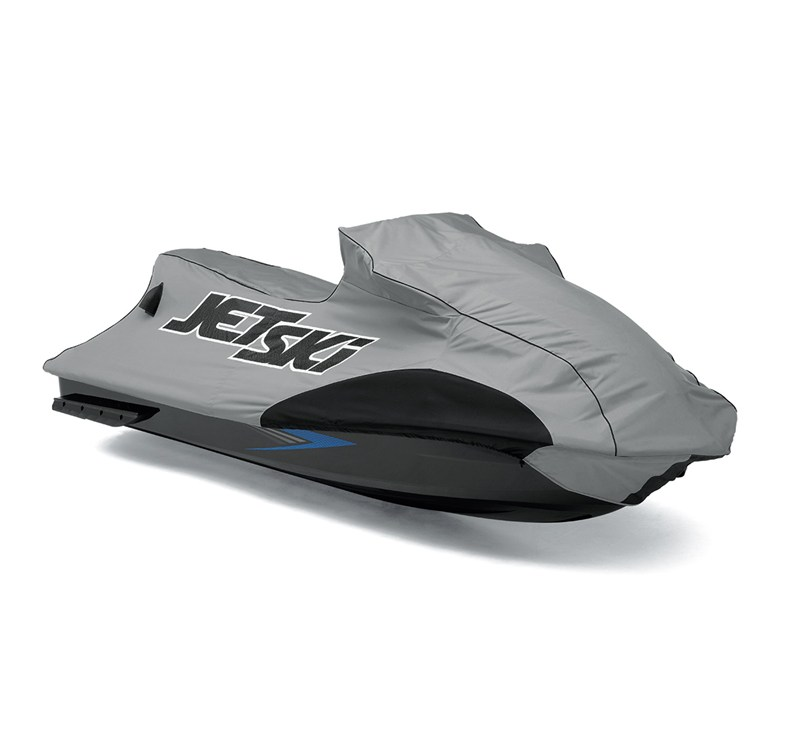 Vacu-Hold Jet Ski® Ultra® Cover, Silver detail photo 1