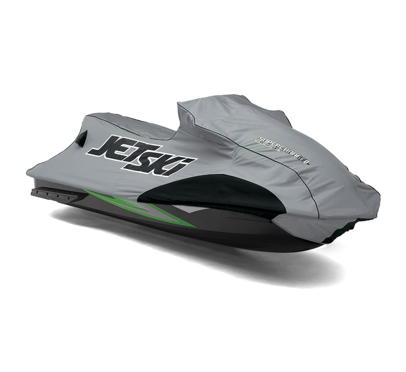 Vacu-Hold Jet Ski® Cover, Silver detail photo 1