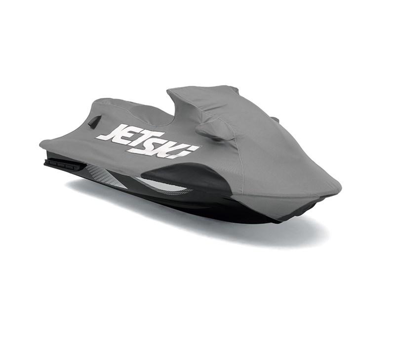 Vacu-Hold Jet Ski® STX®/STX®-15F Cover, Silver detail photo 1